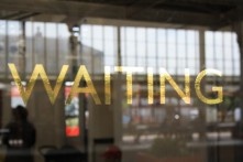 The Waiting Room by Lisa Wigham