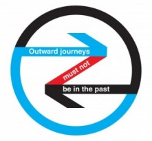 Outward journeys must not be in the past by Cherry Tenneson